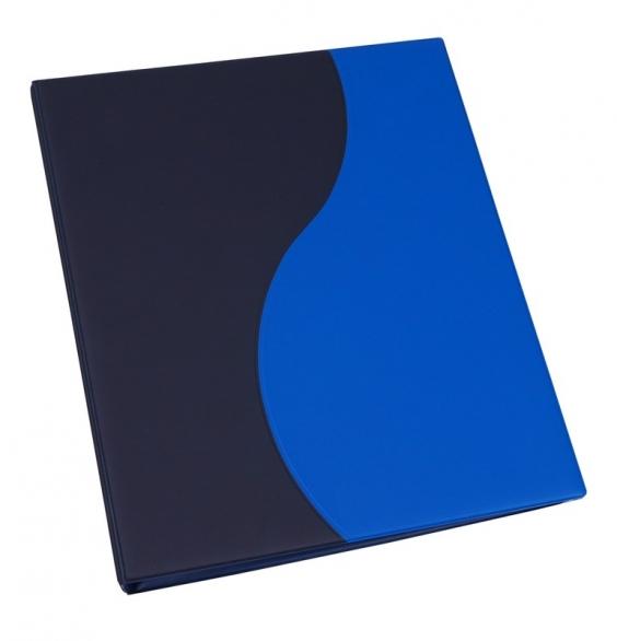 Pvc Visitenkartenalbum Din A 4 Mit Register Inkl 20 Hüllen Für 400 Karten